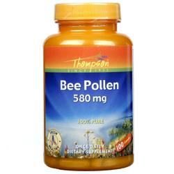 Thompson Bee Pollen 580 mg