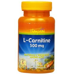 Thompson L-Carnitine 500 mg