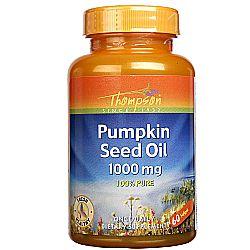 Thompson Pumpkin Seed Oil 1,000 mg