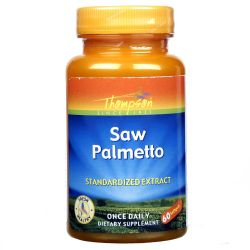 Thompson Saw Palmetto 160 mg