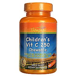 Thompson Children's Vitamin C with Acerola
