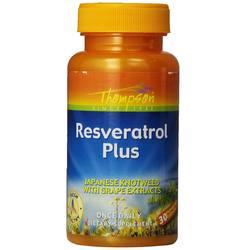 Thompson Resveratrol Plus