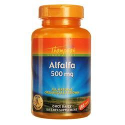 Thompson Alfalfa 500 mg