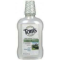 Tom's of Maine Wicked Fresh Mouthwash