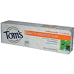 Tom's of Maine Cavity Protection Fluoride Toothpaste