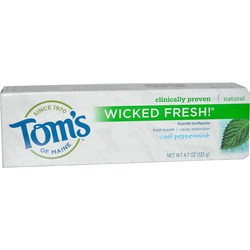 Tom's of Maine Wicked Fresh Long Lasting Toothpaste