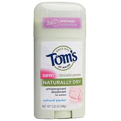 Tom's of Maine Naturally Dry Deodorant