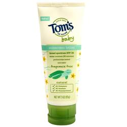 Tom's of Maine Baby Natural Sunscreen