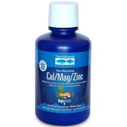 Trace Minerals Research Liquid CalMagZinc