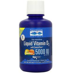 Trace Minerals Research Liquid Vitamin D3 5000 IU