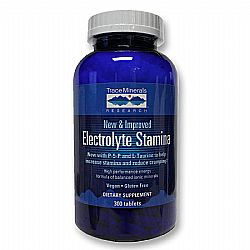 Trace Minerals Research Electrolyte Stamina