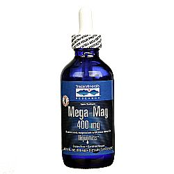 Trace Minerals Research Mega Mag 400 mg