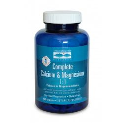 Trace Minerals Research Complete Calcium and Magnesium 1:1