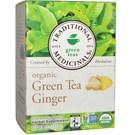 Traditional Medicinals Organic Green TeaGinger