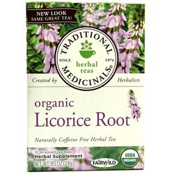 Traditional Medicinals Organic Herbal Tea