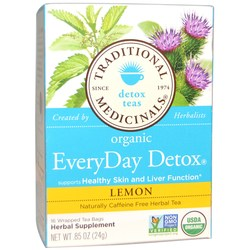 Traditional Medicinals EveryDay Detox
