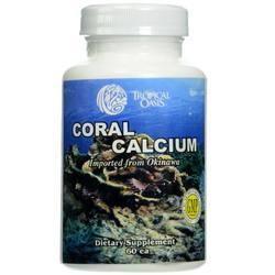 Tropical Oasis Coral Calcium Capsules