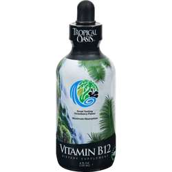 Tropical Oasis Liquid Vitamin B12