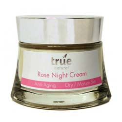 True Natural Rose Night Cream