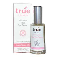 True Natural Anti-Aging Rose Eye Serum