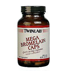 Twinlab Mega Bromelain