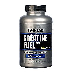 Twinlab Mega Creatine Fuel 1200 mg