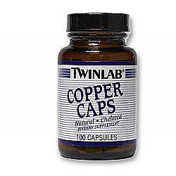 Twinlab Copper Caps
