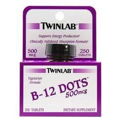 Twinlab B-12 Dots