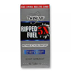 Twinlab Ripped Fuel 5X