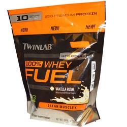 Twinlab 100% Whey Protein Fuel