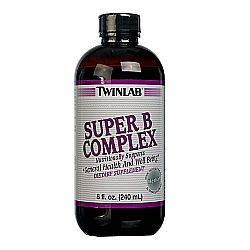 Twinlab Super B Complex - Herbal