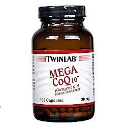 Twinlab Mega CoQ10 30 mg