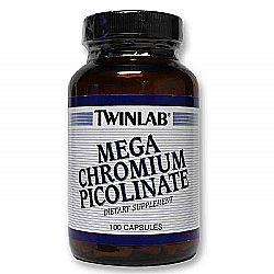 Twinlab Mega Chromium Picolinate