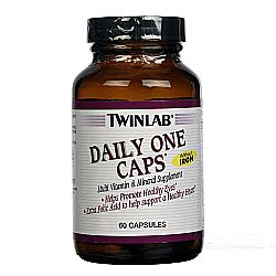 Twinlab Daily One without Iron