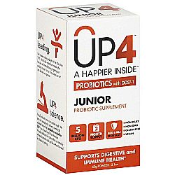 UAS Laboratories UP4 Junior Probiotic Powder