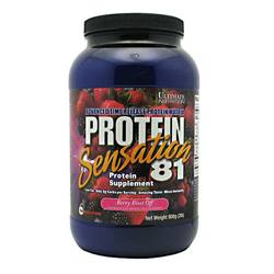 Ultimate Nutrition Protein Sensation 81- Berry Blast