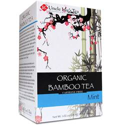 Uncle Lee's Tea Organic Bamboo Tea