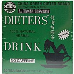 Uncle Lee's Tea Dieters' Natural Herbal Drink