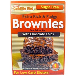 Universal Nutrition Doctor's CarbRite Diet Brownies