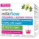 UpSpring Milkflow Fenugreek & Blessed Thistle Drink Mix