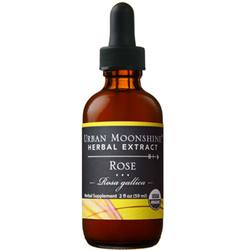 Urban Moonshine Organic Rose Bud and Flower Tincture