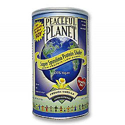 VegLife Peaceful Planet Super Spirulina Protein Shake