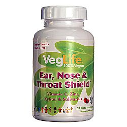 VegLife Ear- Nose and Throat Shield