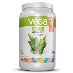 Vega One Organic All-In-One Shake Unsweetened