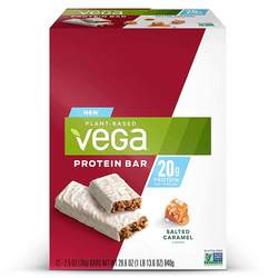 Vega Plant Based Protein Bar Salted Carmel