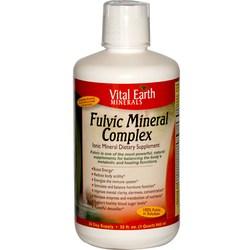Vital Earth Minerals Fulvic Mineral Complex
