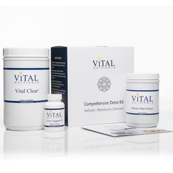 Vital Nutrients Comprehensive Detox Kit 14-Day