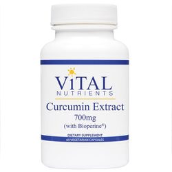 Vital Nutrients Curcumin Extract 700