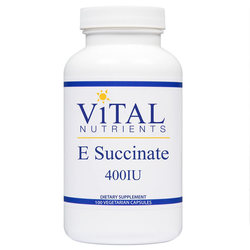 Vital Nutrients E Succinate 400 IU