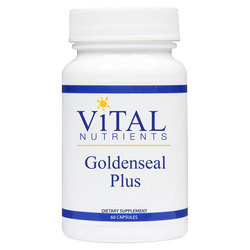 Vital Nutrients Goldenseal Plus